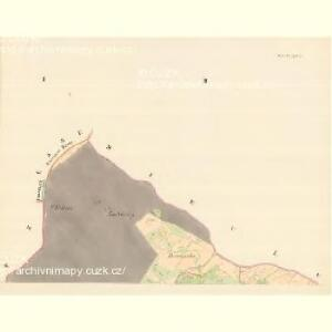Kateržinetz - m1168-1-001 - Kaiserpflichtexemplar der Landkarten des stabilen Katasters