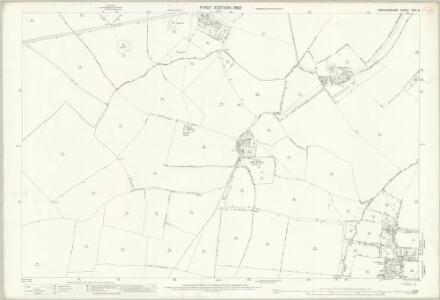Bedfordshire XXVI.8 (includes: Holwell; Shillington) - 25 Inch Map