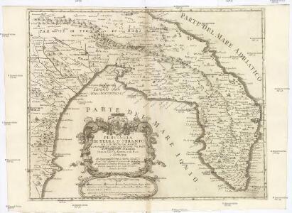 Provincia di Terra d'Otranto