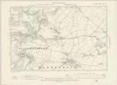 Wiltshire XIX.SE - OS Six-Inch Map