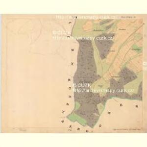 Liebesdorf - c1905-1-007 - Kaiserpflichtexemplar der Landkarten des stabilen Katasters