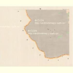 Espenthor - c5463-1-006 - Kaiserpflichtexemplar der Landkarten des stabilen Katasters