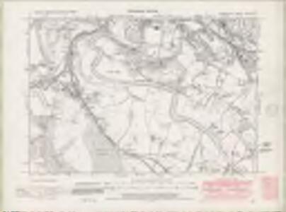 Lanarkshire Sheet XVIII.NW - OS 6 Inch map