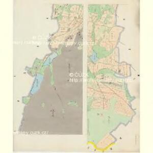 Liebenstein - c3972-2-002 - Kaiserpflichtexemplar der Landkarten des stabilen Katasters
