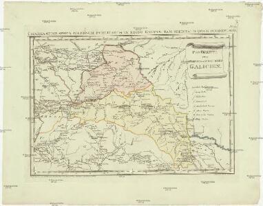 Postkarte vom östlichen und westlichen Galizien