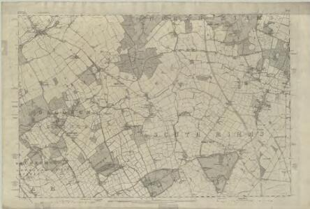 Middlesex I - OS Six-Inch Map