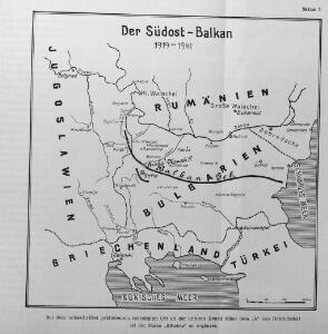 Der Südost-Balkan 1919-1941