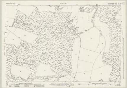 Buckinghamshire XL.16 (includes: Shirburn; Stokenchurch; Turville) - 25 Inch Map