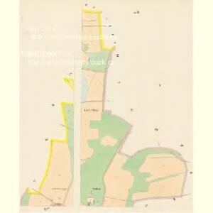 Bzy - c0730-1-005 - Kaiserpflichtexemplar der Landkarten des stabilen Katasters