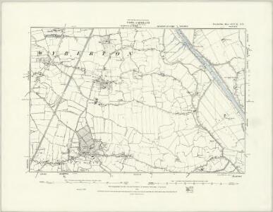 Lincolnshire CXVIII.SE - OS Six-Inch Map