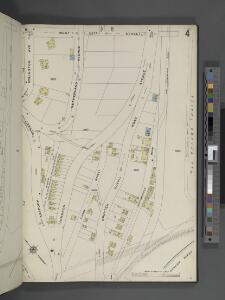 Bronx, V. 13, Plate No. 4 [Map bounded by W. 227th St., Old Kingsbridge Rd., Kappock St., Arlington Ave.]