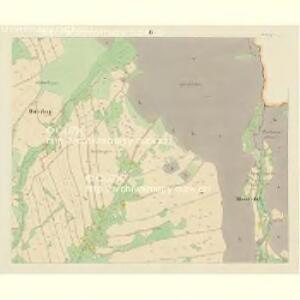 Deschney (Dessney) - c1092-1-004 - Kaiserpflichtexemplar der Landkarten des stabilen Katasters