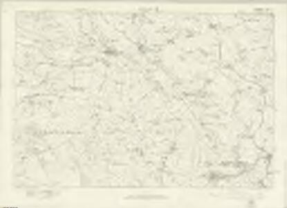 Derbyshire XXVII - OS Six-Inch Map