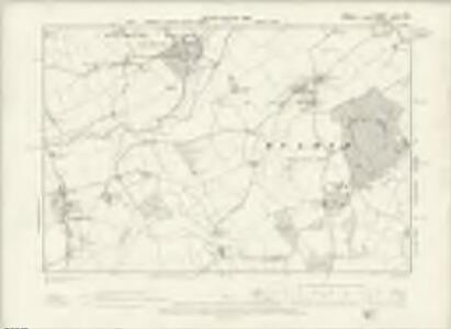 Essex XII.NW - OS Six-Inch Map
