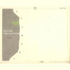 Unter Sinnetschlag - c1367-1-019 - Kaiserpflichtexemplar der Landkarten des stabilen Katasters