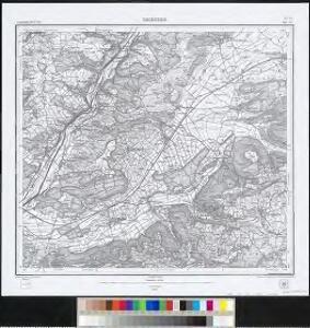 Meßtischblatt [8316] : Griessen, 1879