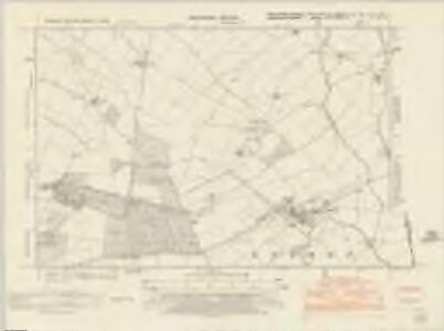 Northamptonshire XIX.NE & XX.NW - OS Six-Inch Map