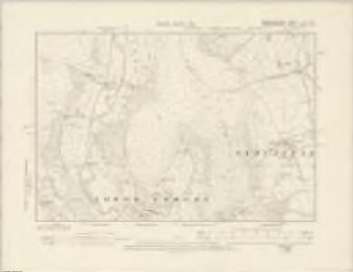 Monmouthshire III.NE - OS Six-Inch Map