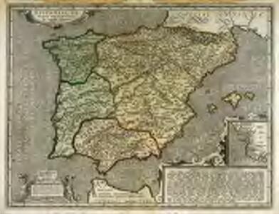 Hispaniae veteris descriptio