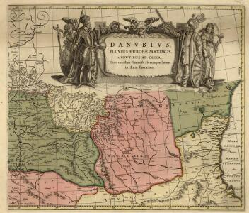 Danvbivs, Fluvius Europae Maximus