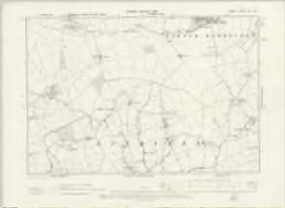 Essex XV.SW - OS Six-Inch Map