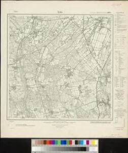 Meßtischblatt 1524 : Syke, 1935