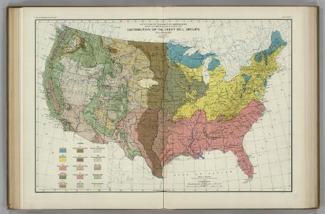 Great Soil Groups.  Atlas of American Agriculture.