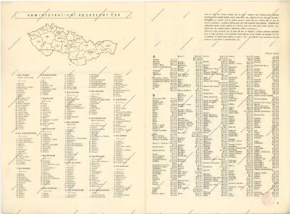 Československo v mapách