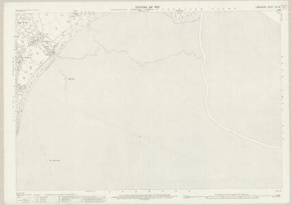 Lancashire XVI.16 (includes: Aldingham; Urswick) - 25 Inch Map