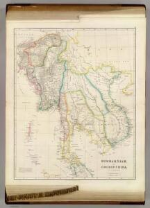 Burmah, Siam, and Cochin China.