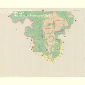 Bohuslawitz - m0144-1-003 - Kaiserpflichtexemplar der Landkarten des stabilen Katasters