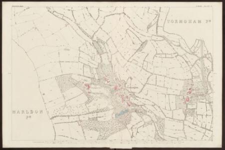 Devon CXVI.13 (includes: Marldon; Torquay) - 25 Inch Map