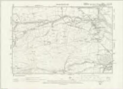 Durham XLVI.SW - OS Six-Inch Map