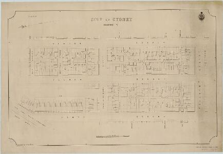 City of Sydney, Section M, 1884
