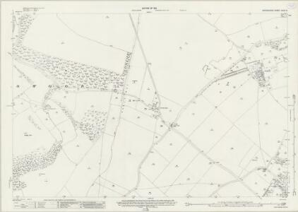 Oxfordshire XXXIV.5 (includes: Beckley and Stowood; Stanton St John) - 25 Inch Map
