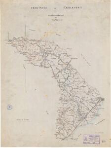 Mapa planimètric de l'Ametlla de Mar