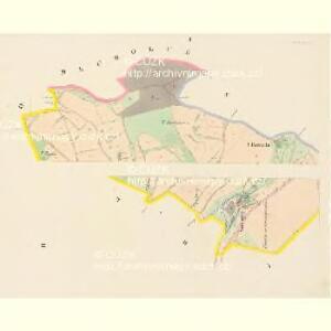 Kloster (Klasster) - c3126-1-001 - Kaiserpflichtexemplar der Landkarten des stabilen Katasters