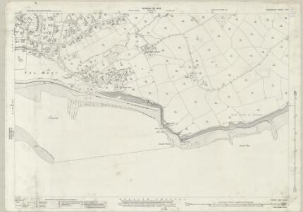 Devon CIII.6 (includes: Littleham; West Dawlish) - 25 Inch Map