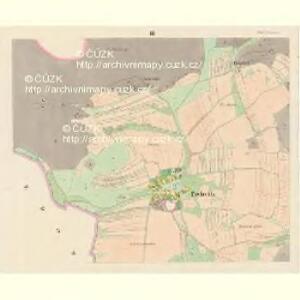 Pawlowitz (Pawlowice) - c5668-1-003 - Kaiserpflichtexemplar der Landkarten des stabilen Katasters