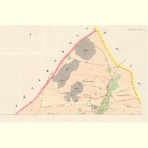 Deutsch Petersdorf - c5742-2-001 - Kaiserpflichtexemplar der Landkarten des stabilen Katasters