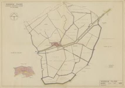 Goereese polder, gemeente Goedereede, Ouddorp en Stellendam.