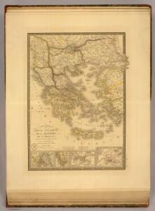 Grece Ancienne, Macedoine, Thrace, &a.