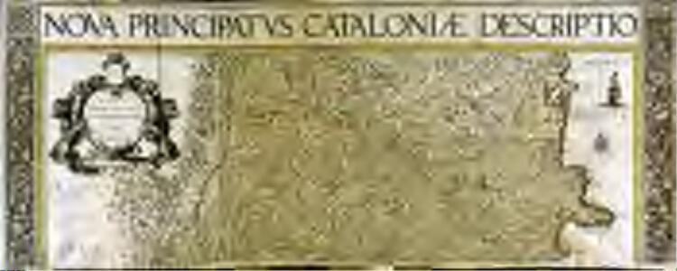 Exacta principatus Cataloniæ tabula, 1