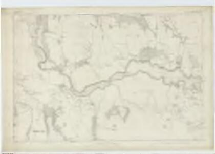 Inverness-shire (Mainland), Sheet CLVII - OS 6 Inch map