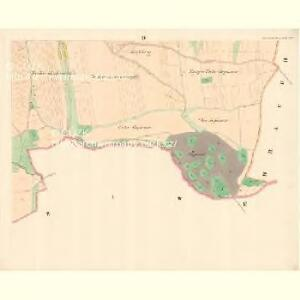 Wall.Meseritsch (Wal.Medřič) - m3264-1-004 - Kaiserpflichtexemplar der Landkarten des stabilen Katasters