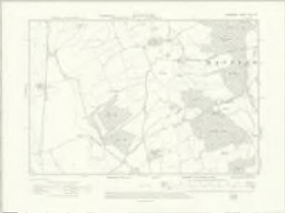 Hampshire & Isle of Wight XVII.NE - OS Six-Inch Map
