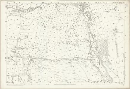 Isle of Man VIII.7 - 25 Inch Map