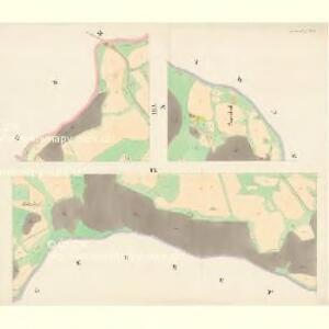 Ruckendorf - c2371-2-003 - Kaiserpflichtexemplar der Landkarten des stabilen Katasters