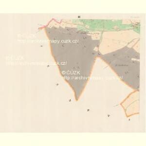 Zrutsch (Zruč) - c9294-1-003 - Kaiserpflichtexemplar der Landkarten des stabilen Katasters