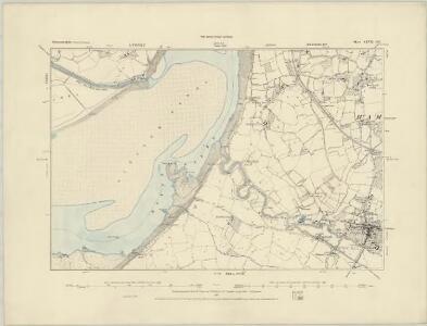 Gloucestershire XLVI.NE - OS Six-Inch Map